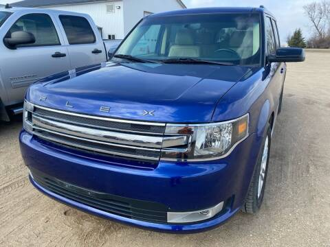 2014 Ford Flex for sale at RDJ Auto Sales in Kerkhoven MN