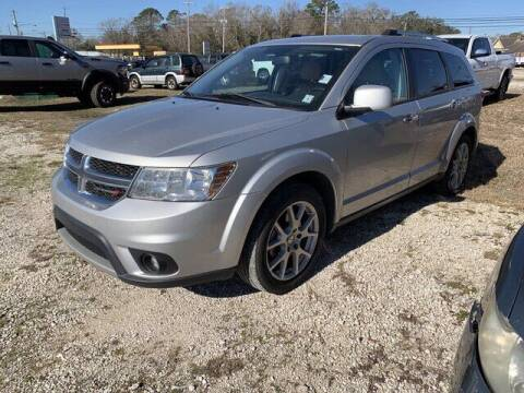 2012 Dodge Journey for sale at CROWN  DODGE CHRYSLER JEEP RAM FIAT in Pascagoula MS