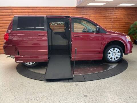2016 Dodge Grand Caravan for sale at Dixie Imports in Fairfield OH
