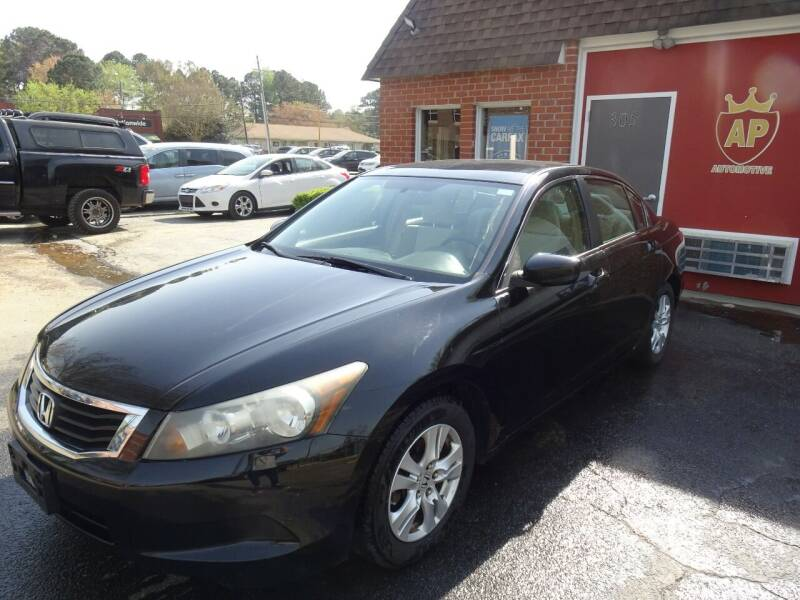 2009 Honda Accord for sale at AP Automotive in Cary NC