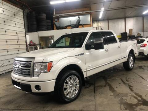 2011 Ford F-150 for sale at T James Motorsports in Gibsonia PA