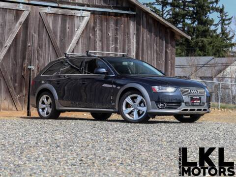 2013 Audi Allroad for sale at LKL Motors in Puyallup WA