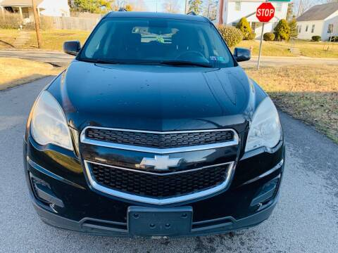 2012 Chevrolet Equinox for sale at Via Roma Auto Sales in Columbus OH