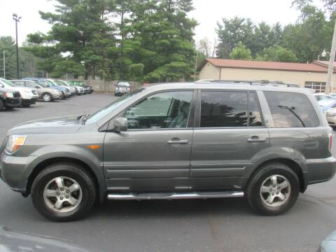 2007 Honda Pilot for sale at Home Street Auto Sales in Mishawaka IN