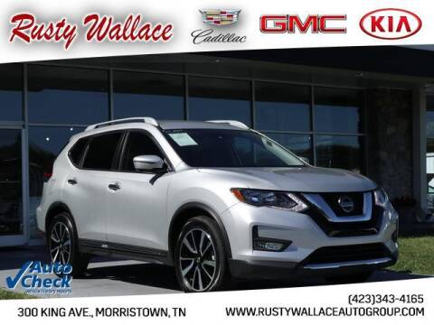 2019 Nissan Rogue for sale at RUSTY WALLACE CADILLAC GMC KIA in Morristown TN