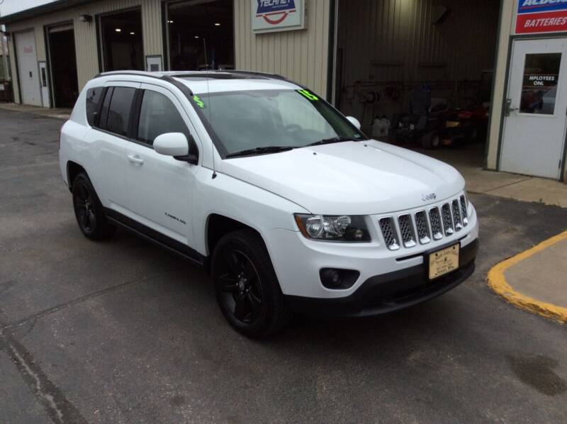 2015 Jeep Compass for sale at TRI-STATE AUTO OUTLET CORP in Hokah MN