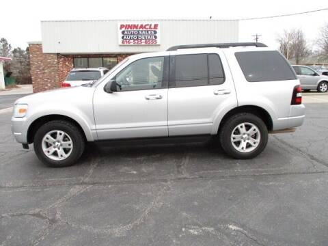 2009 Ford Explorer for sale at Pinnacle Investments LLC in Lees Summit MO