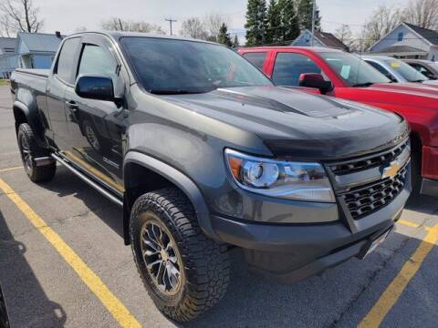 2017 Chevrolet Colorado for sale at Frenchie's Chevrolet and Selects in Massena NY