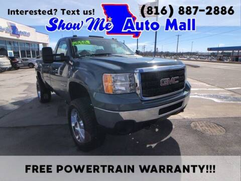 2014 GMC Sierra 3500HD for sale at Show Me Auto Mall in Harrisonville MO