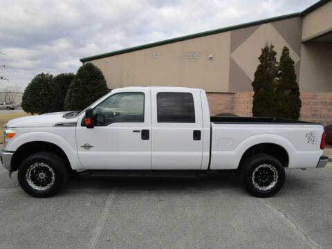 2012 Ford F-250 Super Duty for sale at JON DELLINGER AUTOMOTIVE in Springdale AR