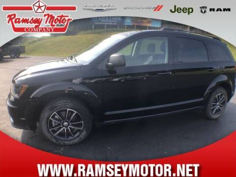 2017 Dodge Journey for sale at RAMSEY MOTOR CO in Harrison AR
