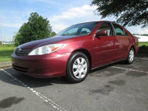 2002 Toyota Camry for sale at Unique Auto Brokers in Kingsport TN