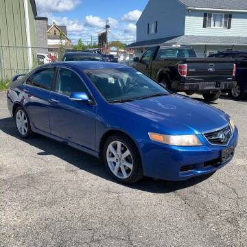 2005 Acura TSX for sale at GLOBAL MOTOR GROUP in Newark NJ