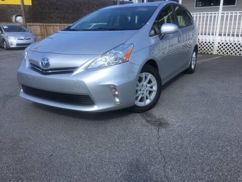 2014 Toyota Prius v for sale at Georgia Car Shop in Marietta GA