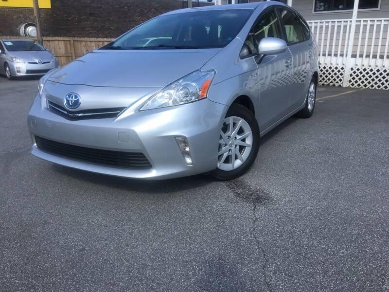 2014 Toyota Prius v for sale at Georgia Car Shop in Marietta GA