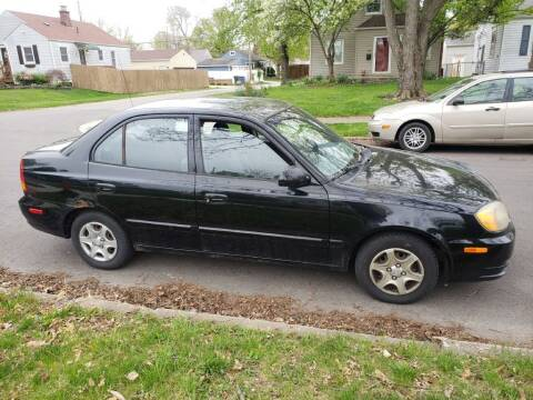 2004 Hyundai Accent for sale at REM Motors in Columbus OH
