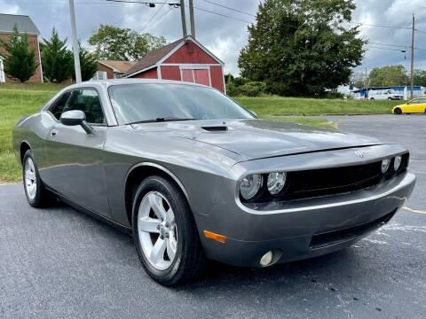 2010 Dodge Challenger for sale at ANZ AUTO CONCEPTS LLC in Fredericksburg VA
