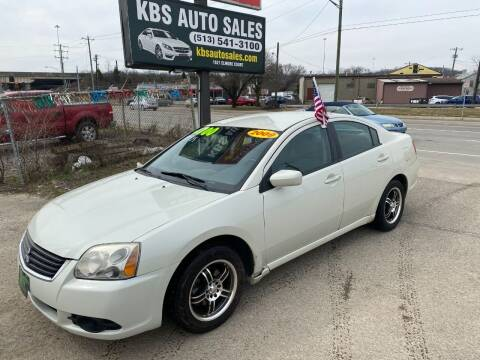 2009 Mitsubishi Galant for sale at KBS Auto Sales in Cincinnati OH