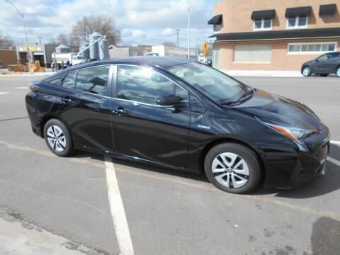 2018 Toyota Prius for sale at Creighton Auto & Body Shop in Creighton NE