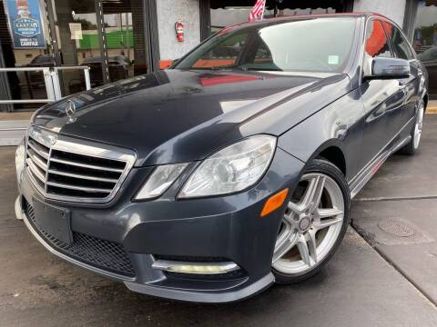 2013 Mercedes-Benz E-Class for sale at MATRIX AUTO SALES INC in Miami FL