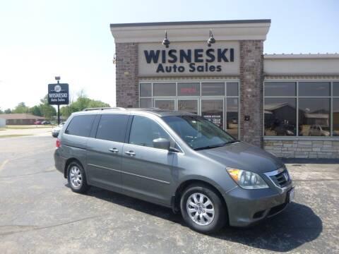 2008 Honda Odyssey for sale at Wisneski Auto Sales, Inc. in Green Bay WI