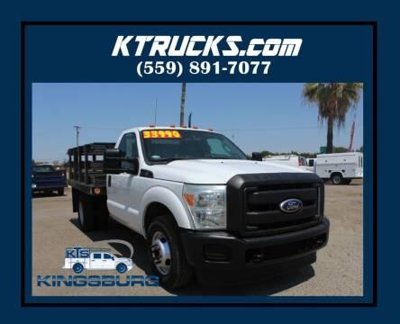 2011 Ford F-350 Super Duty for sale at Kingsburg Truck Center in Kingsburg CA