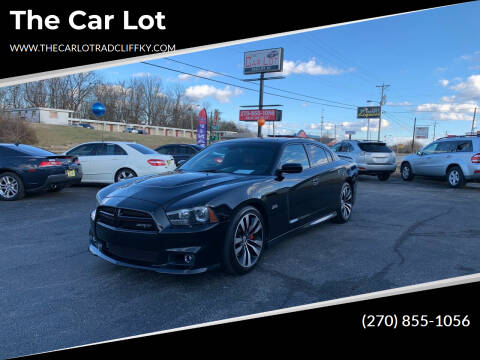 2012 Dodge Charger for sale at The Car Lot in Radcliff KY