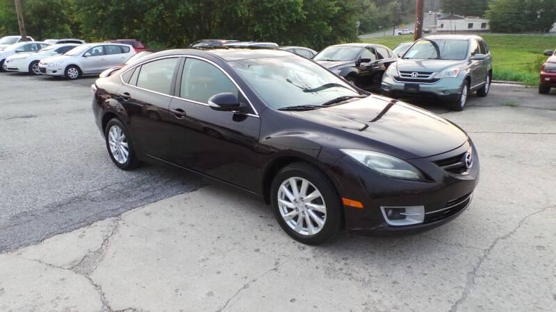2011 Mazda MAZDA6 for sale at Unlimited Auto Sales in Upper Marlboro MD