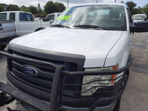2010 Ford F-150 for sale at Autos by Tom in Largo FL