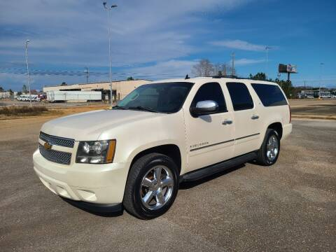 2012 Chevrolet Suburban for sale at Access Motors Co in Mobile AL