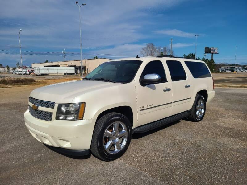 2012 Chevrolet Suburban for sale at Access Motors Co in Mobile AL