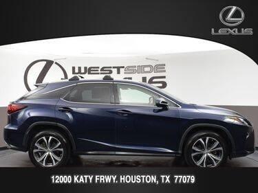 2016 Lexus RX 350 for sale at LEXUS in Houston TX