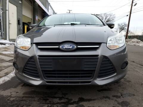 2013 Ford Focus for sale at Moor's Automotive in Hackettstown NJ
