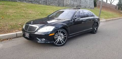 2007 Mercedes-Benz S-Class for sale at ENVY MOTORS LLC in Paterson NJ