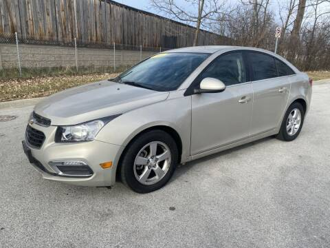 2016 Chevrolet Cruze Limited for sale at Posen Motors in Posen IL