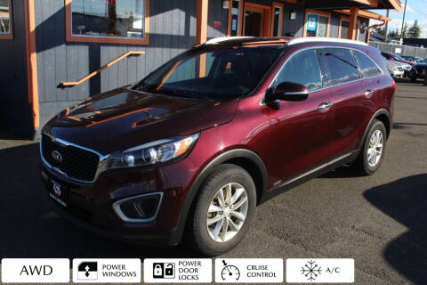 2016 Kia Sorento for sale at Sabeti Motors in Tacoma WA