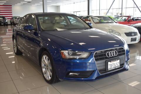 2013 Audi A4 for sale at Legend Auto in Sacramento CA