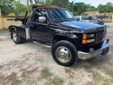 2001 GMC Sierra 3500 for sale at Eastside Auto Brokers LLC in Fort Myers FL