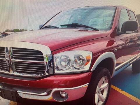 2007 Dodge Ram Pickup 1500 for sale at Story Brothers Auto in New Britain CT