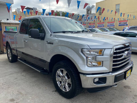 2015 Ford F-150 for sale at Elite Automall Inc in Ridgewood NY