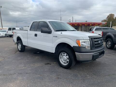 2012 Ford F-150 for sale at Robert B Gibson Auto Sales INC in Albuquerque NM