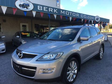 2008 Mazda CX-9 for sale at Berk Motor Co in Whitehall PA
