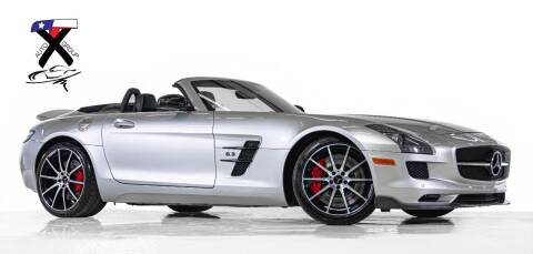 2013 Mercedes-Benz SLS AMG for sale at TX Auto Group in Houston TX