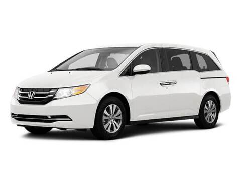 2016 Honda Odyssey for sale at Carros Usados Fresno in Fresno CA