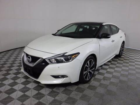 2017 Nissan Maxima for sale at CU Carfinders in Norcross GA