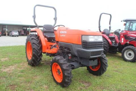2010 Kubota L4400 for sale at Vehicle Network - Suttontown Repair Service in Faison NC