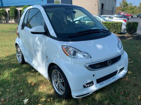 2014 Smart fortwo for sale at Essen Motor Company, Inc in Lebanon TN