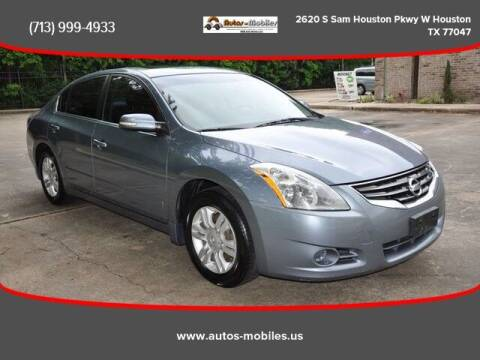 2012 Nissan Altima for sale at AUTOS-MOBILES in Houston TX