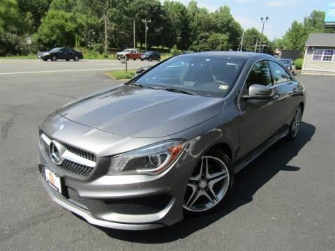 2014 Mercedes-Benz CLA for sale at Guarantee Automaxx in Stafford VA