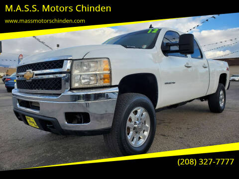 2012 Chevrolet Silverado 2500HD for sale at M.A.S.S. Motors Chinden in Garden City ID